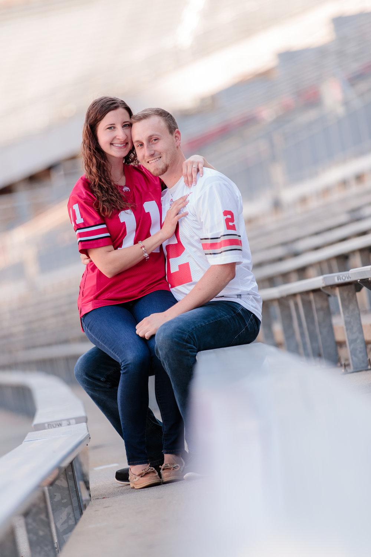 Engagement Photos Columbus, Ohio
