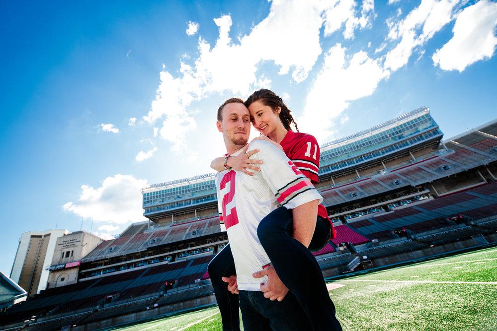 Engagement Photos Columbus