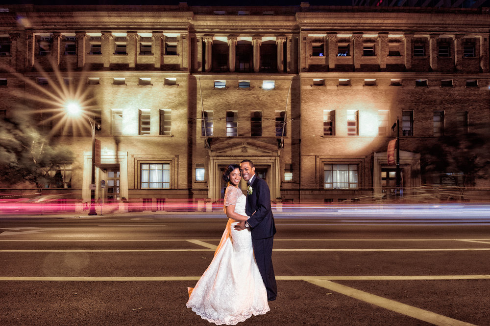 Columbus Athenaum Wedding Photography - Athenaeum Photos