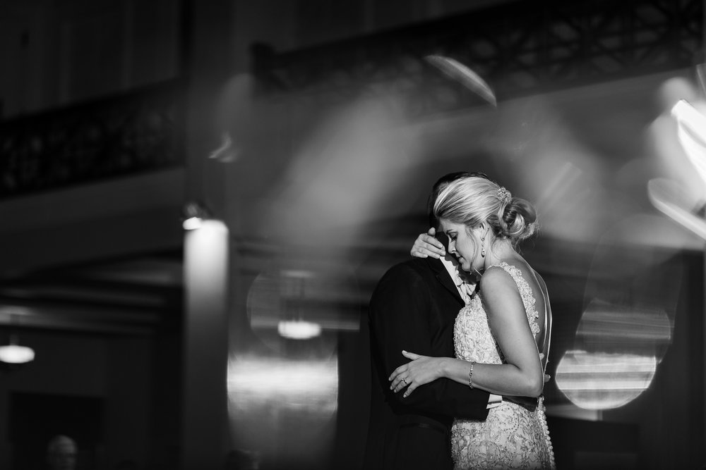 First Dance Columbus Athenaeum - Columbus Wedding Photographers