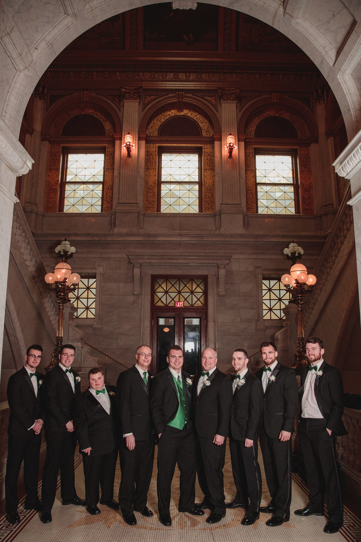 Columbus OH Wedding Photographers