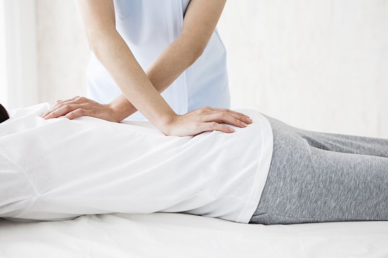 Physical Therapy for Pelvic/Spine Health -