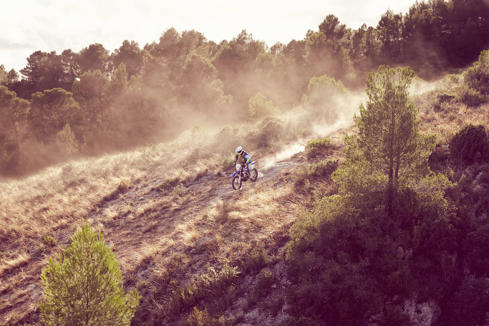 Photographe sport mecanique - Yamaha WR450F 2017