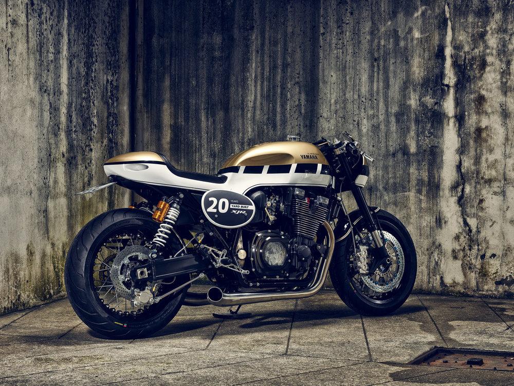 Itrocks bike Yamaha xjr1300