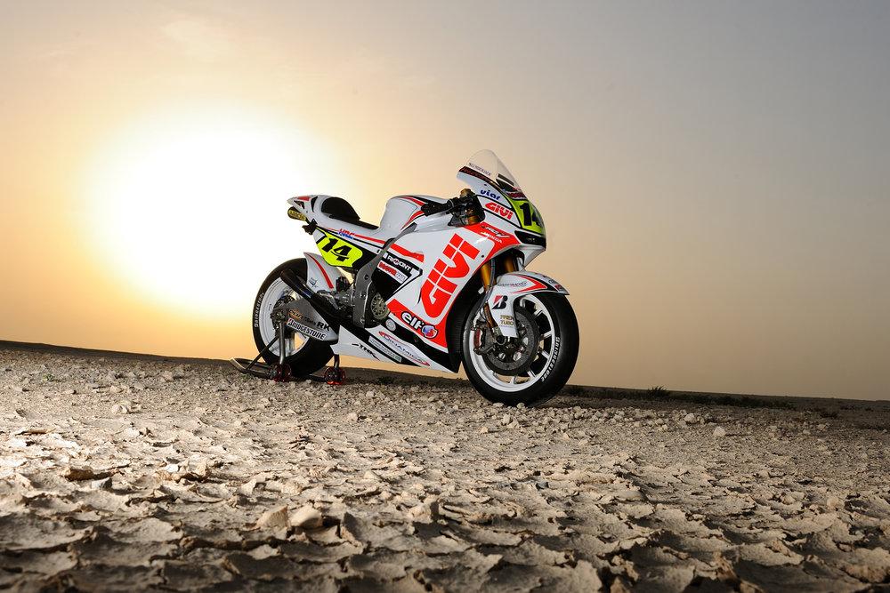 Honda LCR Team - Doha Qatar 2010