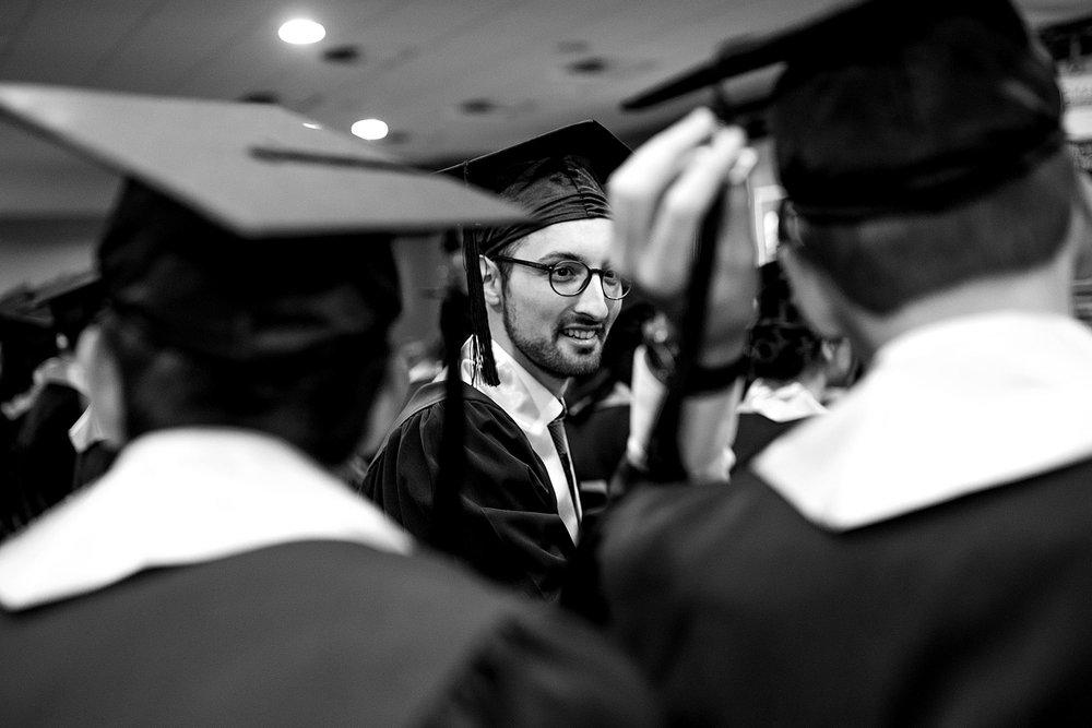 Remise des diplomes ISMANS