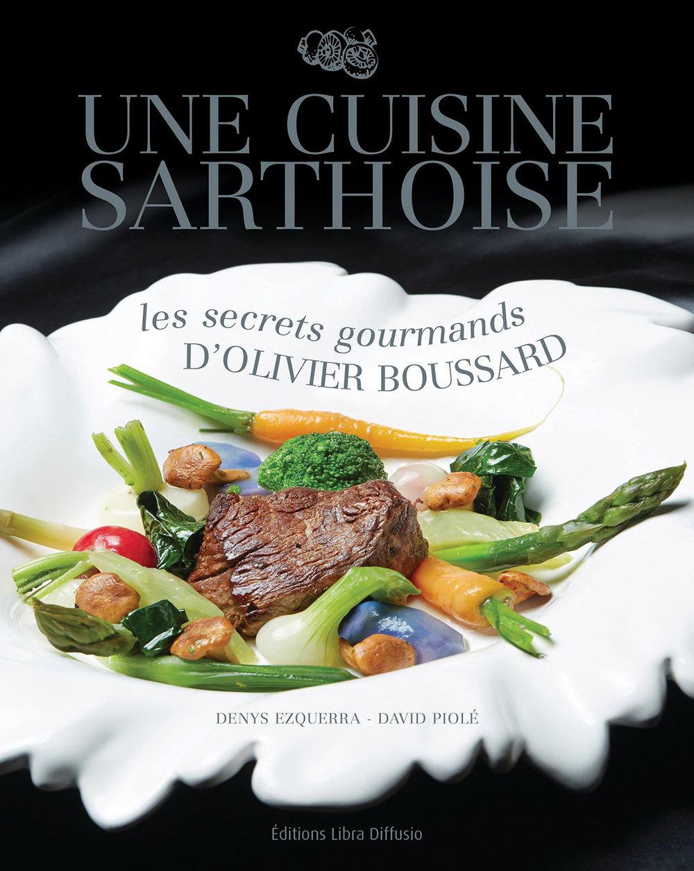 Couverture livre cuisine - Photographe culinaire