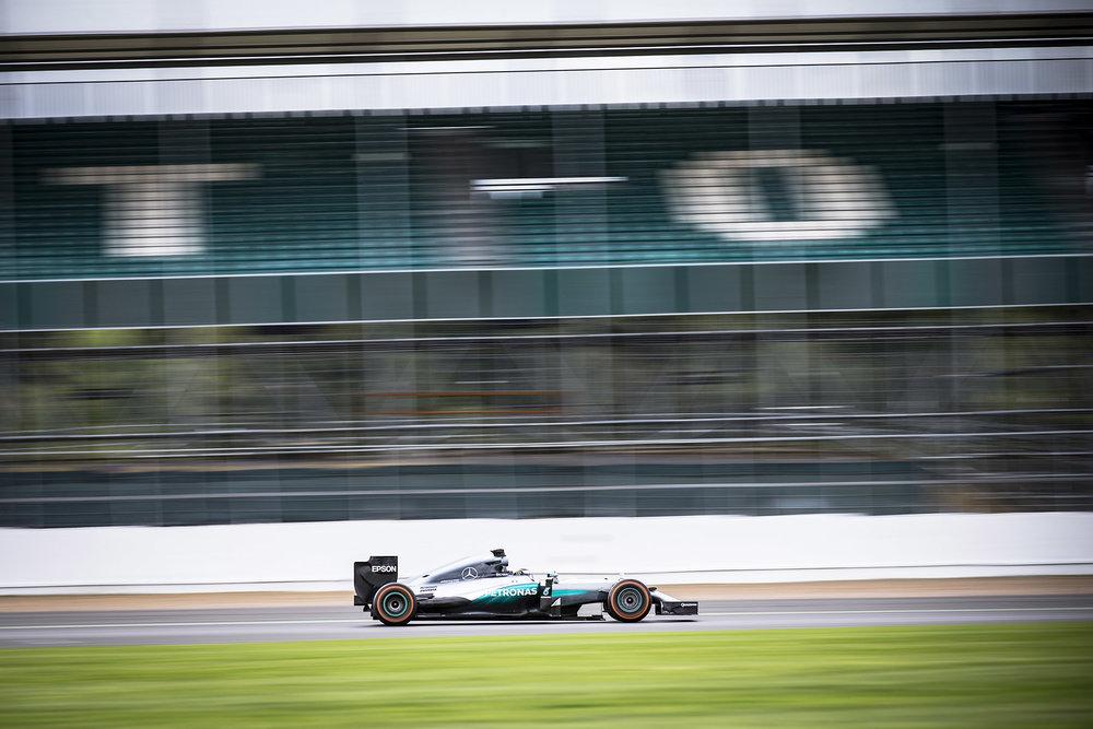 Formule 1 Silverstone - Photographe sport mecanique