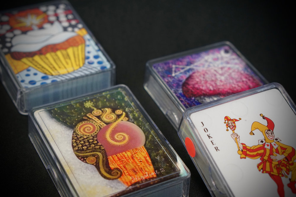 Higo Art - Playing Cards