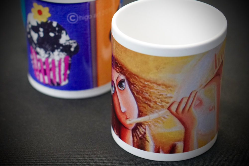 Higo Art - Coffee Mug