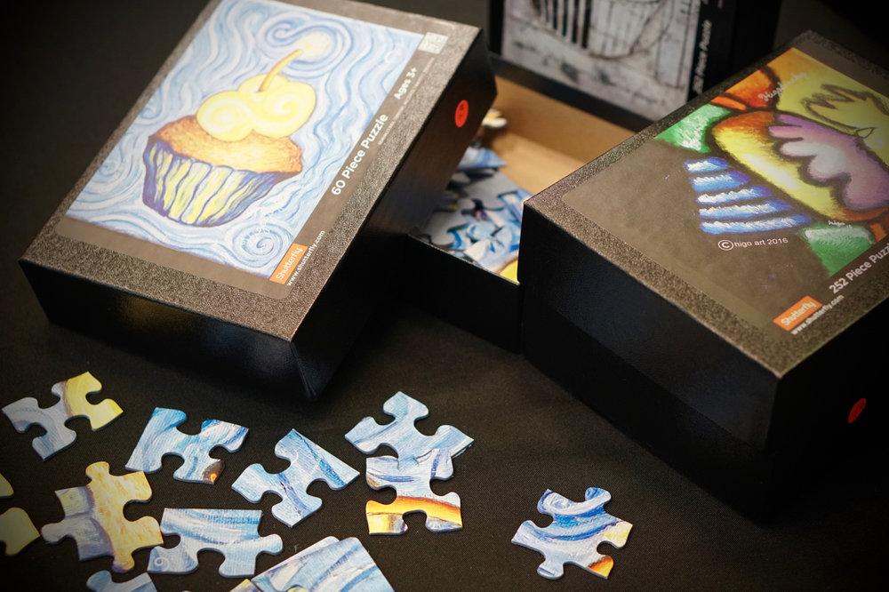 Higo Art - Puzzle