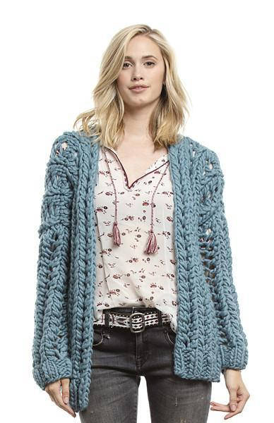 Khloe Cardigan - Third Piece
