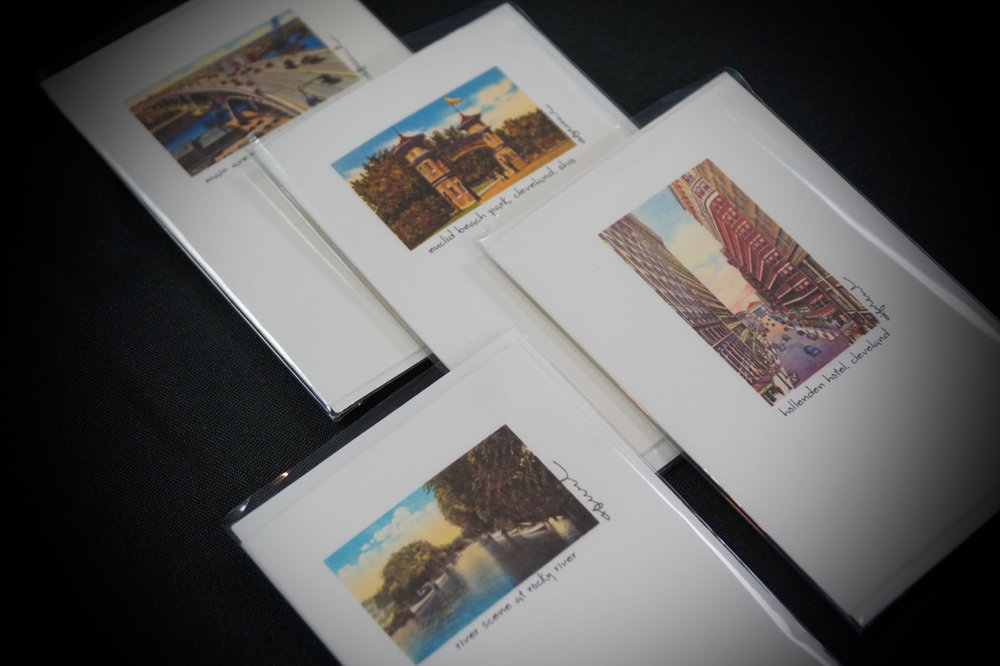 Cleveland Greeting Cards - Local Artists
