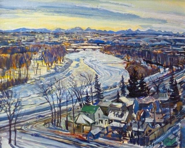 Sunnyside, by Jack Rigaux