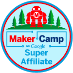 Maker Camp on Google