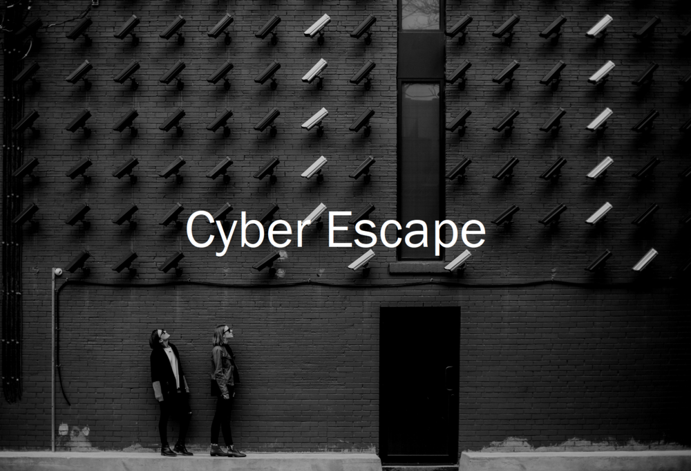 Cyber Escape - A metric-driven security awareness training platform that leverages gamified learning and gamification to train employees on the relevant security threats to your organization. Coming Soon!