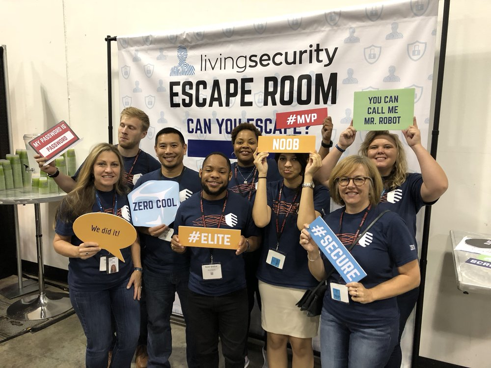 Living Security Escape Room