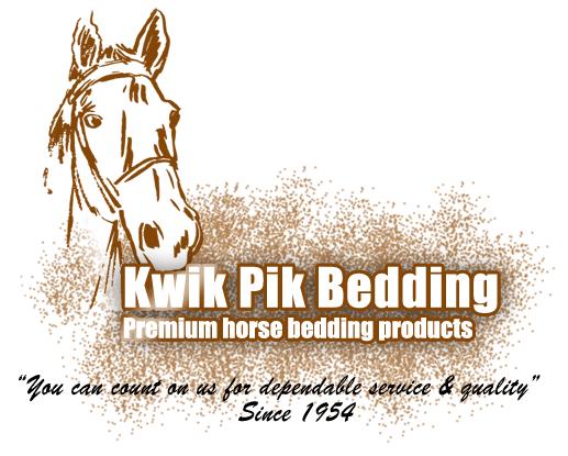 Premium Kwik Pik Horse Bedding