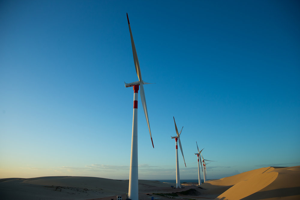 TRAIRI WIND FARM