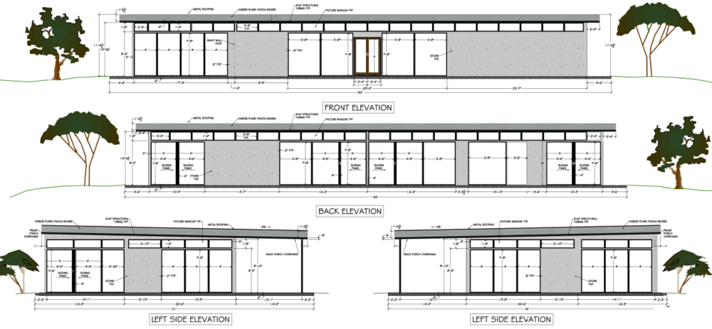 Residential Commercial Building Omni Civil Engineering Soultions Llc