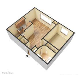 660 sq ft $709 - $809