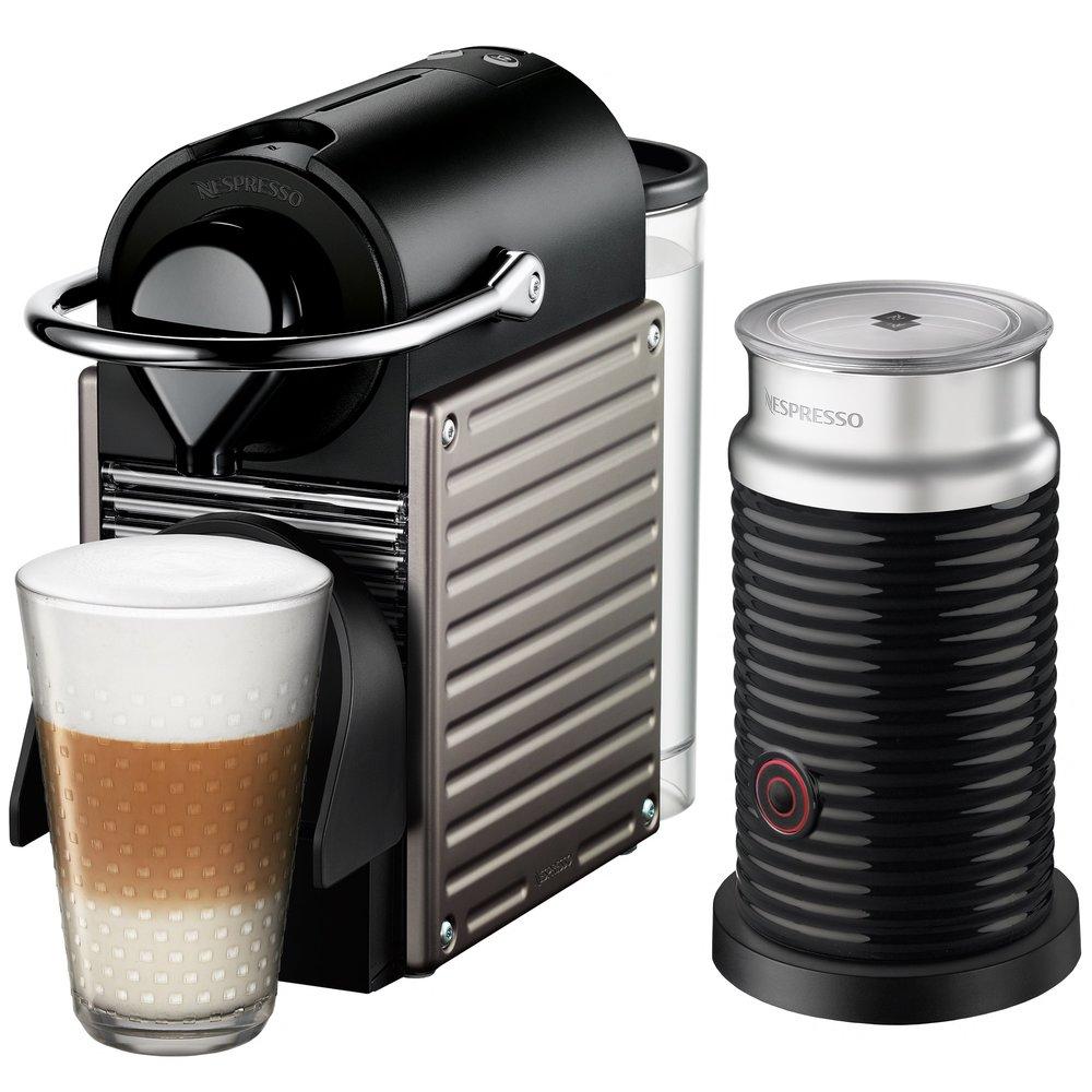 Nespresso Pixie Aluminium Bundle -