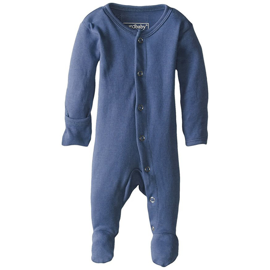 Organic Footed Overall -