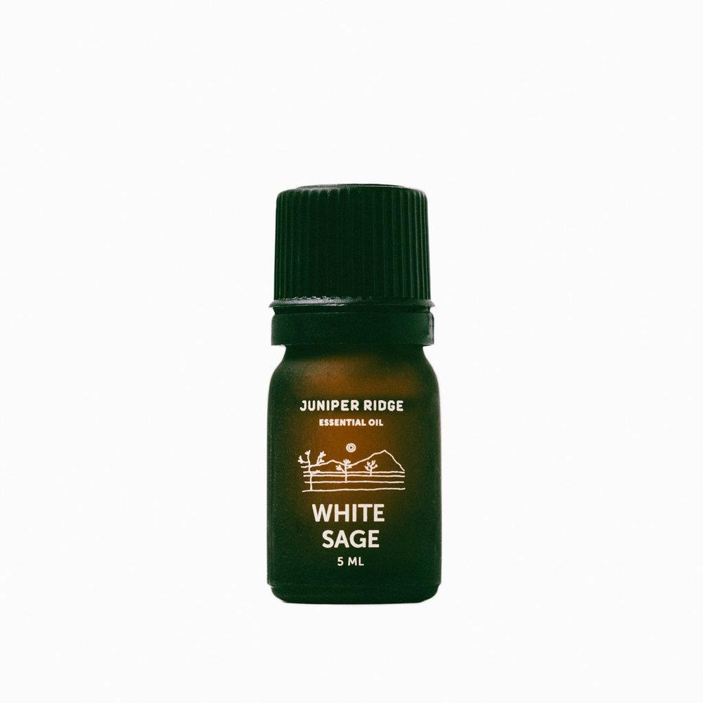 White Sage Essential Oil -