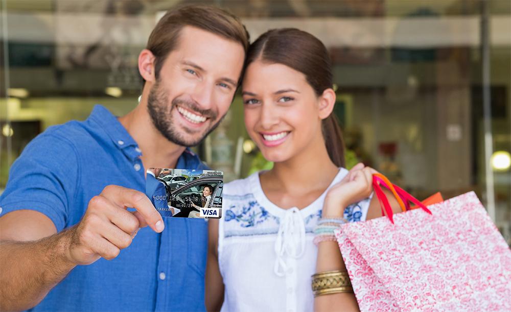 Custom Reloadable Visa Prepaid Incentives