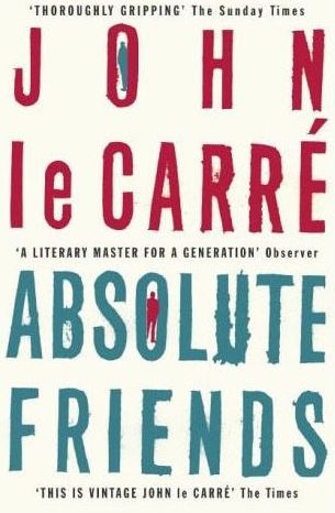 John le Carre - Absolute Friends Review