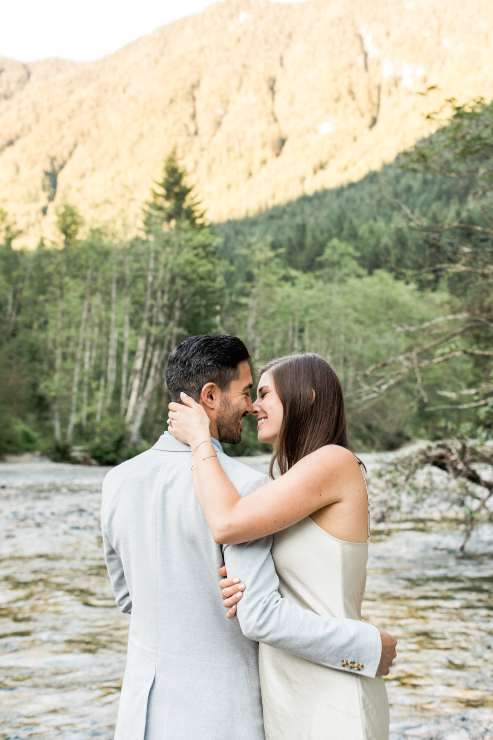 Golden Ears Provincial Park Engagement