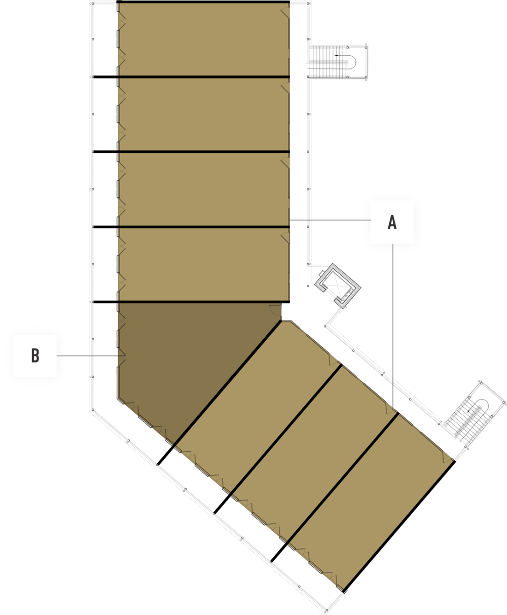 Two Floor Plans