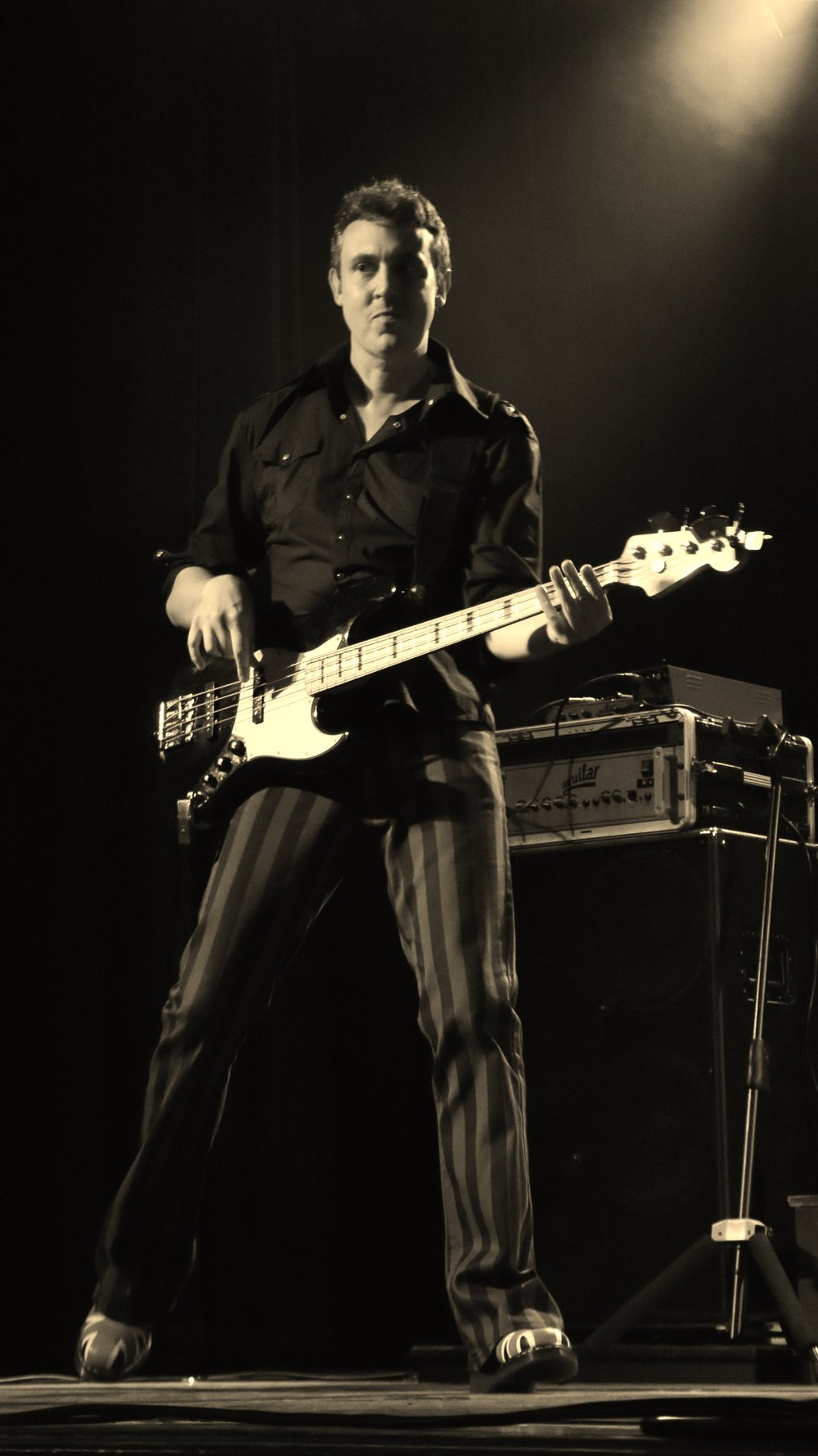 Steve Tilling - lead vocals/guitar