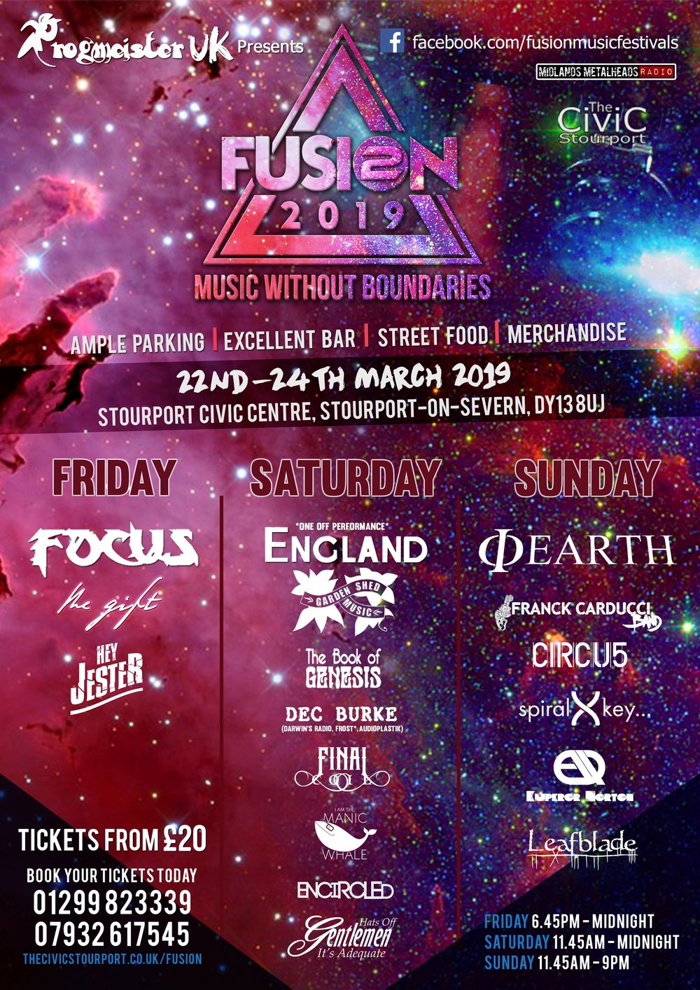 Fusion 2019 Festival