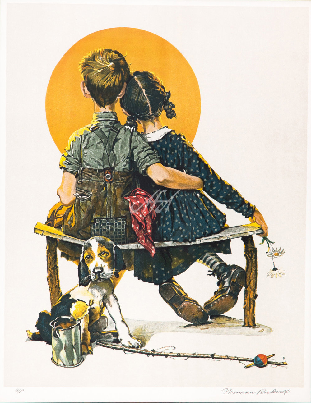Norman_Rockwell_young spooners LoRes watermark.jpg