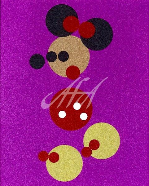 Damien Hirst - Minnie Glitter (large) watermark.jpg