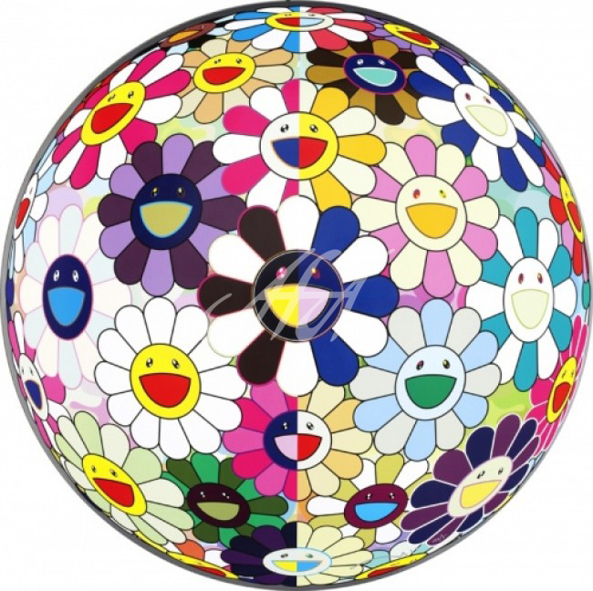 Takashi Murakami - Flower Ball 3D From the Realm of the Dead watermark.jpg
