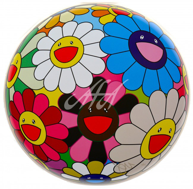 Takashi Murakami - Flower Ball Algae watermark.jpg