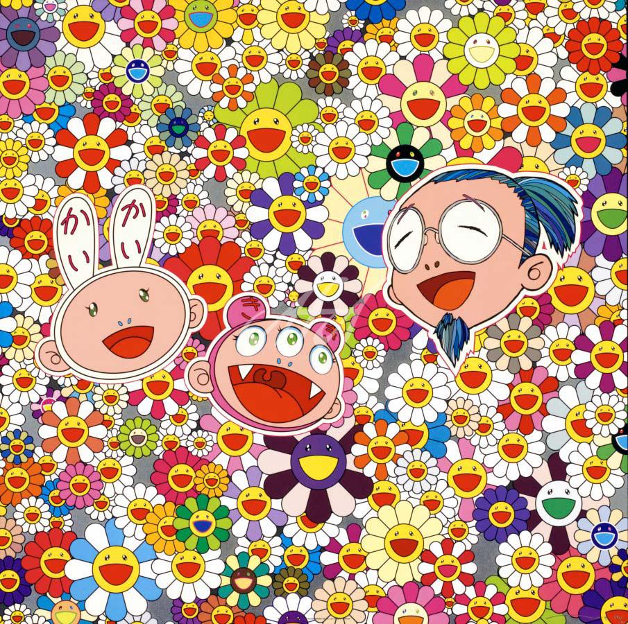 Takashi Murakami - Kaikai, Kiki, and Me watermark.jpg