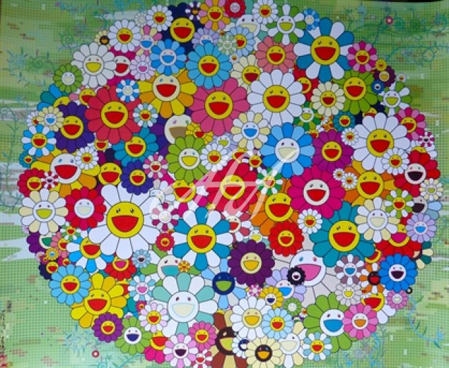 Takashi Murakami - Open your hands wide (Versailles) watermark.jpg