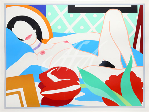 Tom Wesselmann - Monica Nude with Tulips watermark.jpg