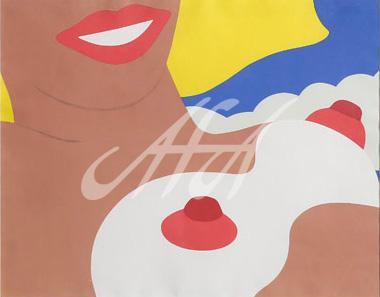 Tom Wesselmann - Nude II watermark.jpg