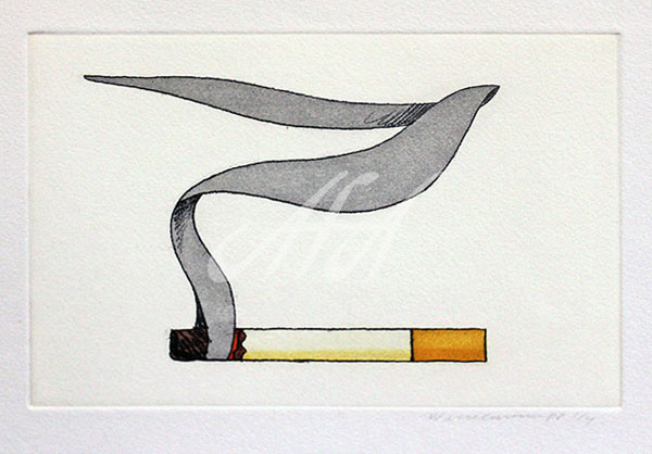 Tom Wesselmann - Smoking Cigarette No. 2 watermark.jpg