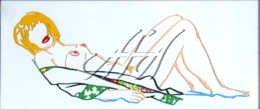 Tom Wesselmann - Steel Edition - Monica Laying Down on Robe watermark.jpg
