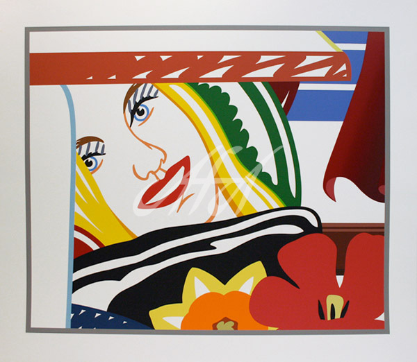 Tom Wesselmann - From Bedroom Painting #41 watermark.jpg