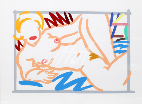Tom Wesselmann - Judy on Blue Blanket watermark.jpg