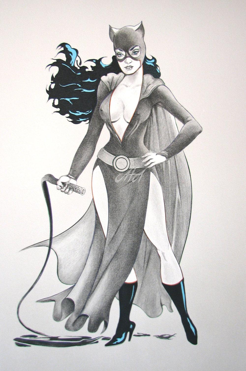 Mel Ramos - Catwoman watermark.jpg