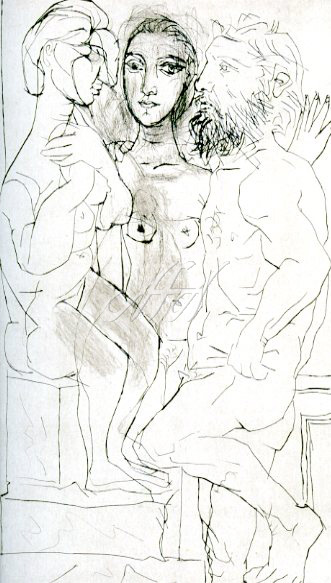 Picasso_Vollard_The sculptor, the model, and the statue watermark.jpg