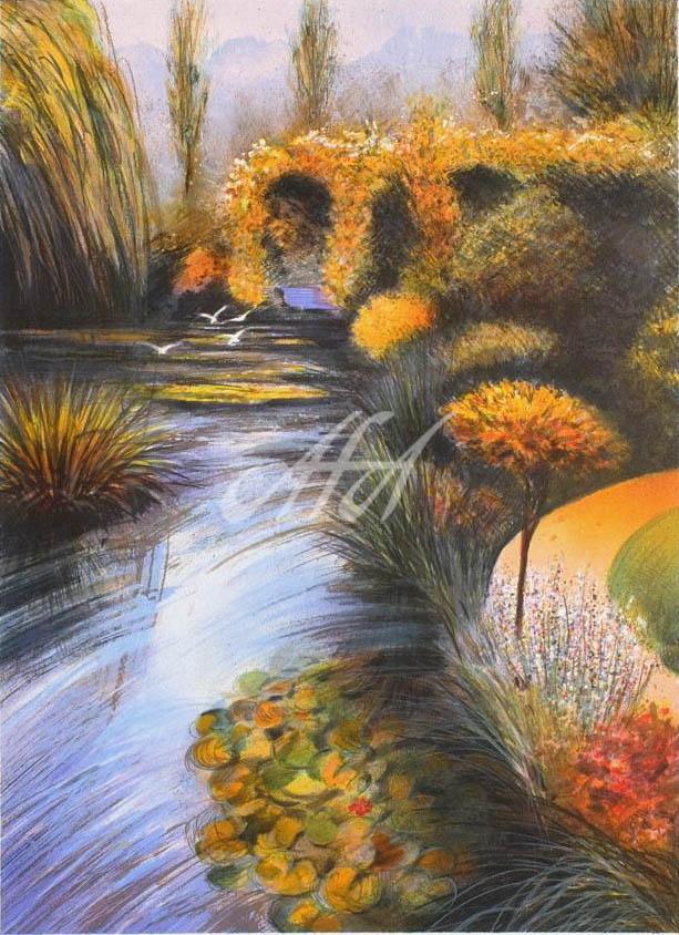 Rafflewski_giverny etang en automne watermark.jpg