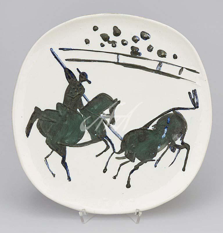 Picasso_ceramic_picador et taureau watermark.jpg